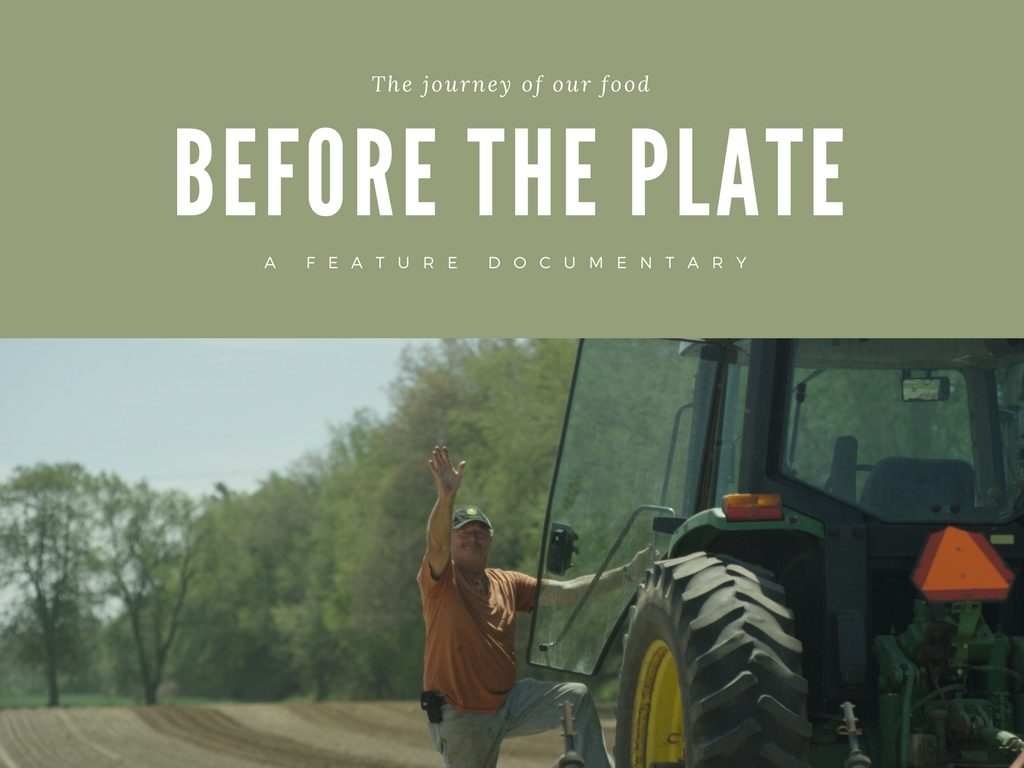Before the Plate: Ten Journeys, Ten Food Ingredients, One Plate