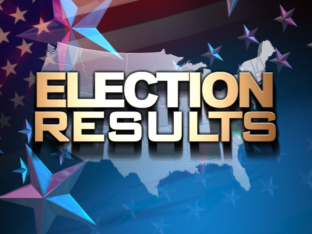 Updated Election Results For  Madison County