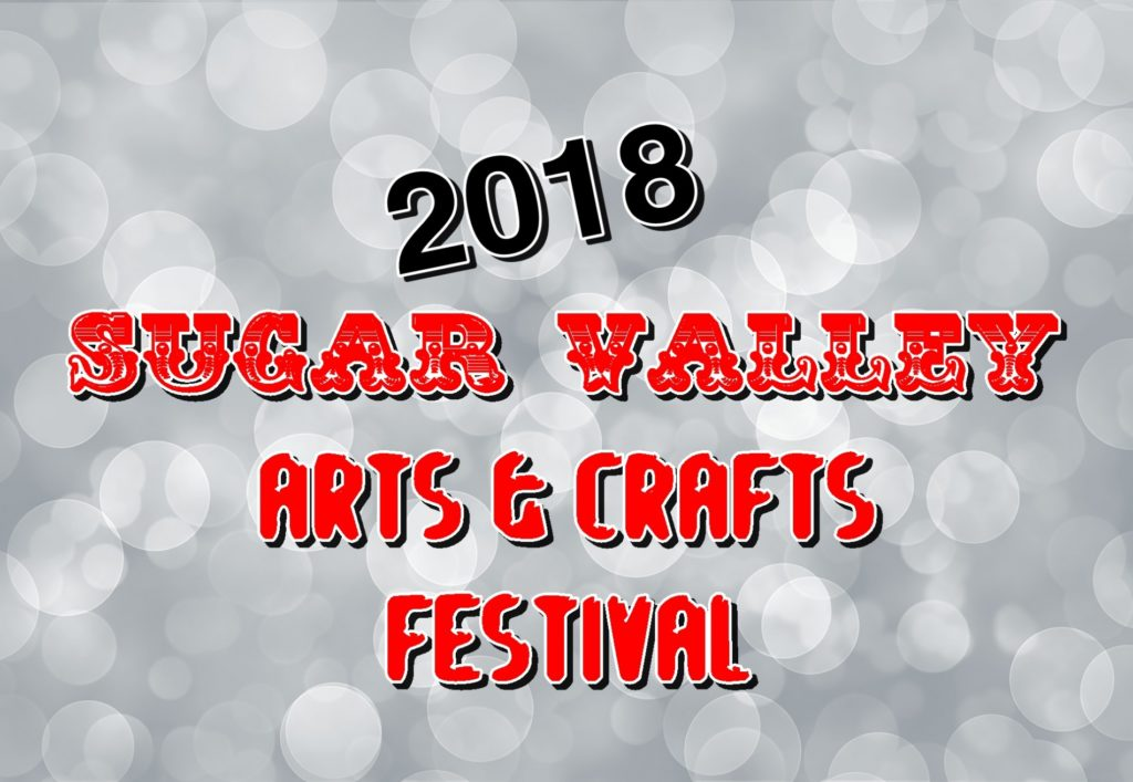 Still time to register a booth for Sugar Valley Arts and Crafts festival