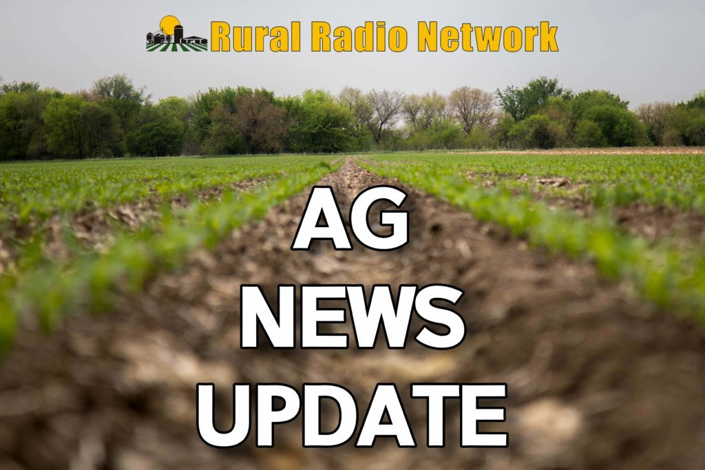 Afternoon Ag News Update – May 24, 2018