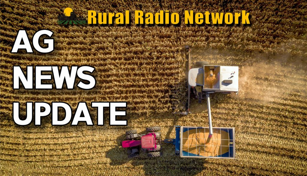 Morning Agriculture News Update (June 1, 2018)