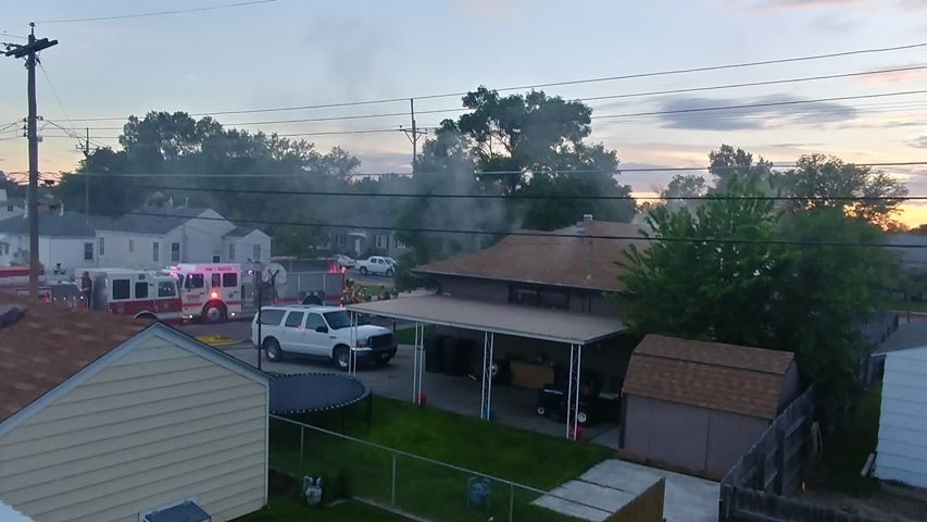Tuesday night Scottsbluff house fire caused by unattended candles