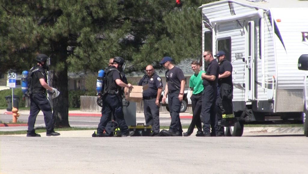 Bomb squad called in for suspicous package at Scottsbluff Post Office