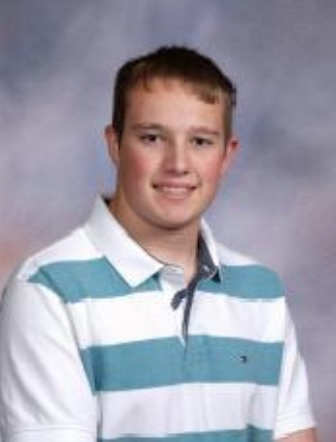 Gering High School Junior Brock Parker scores perfect 36 on the ACT