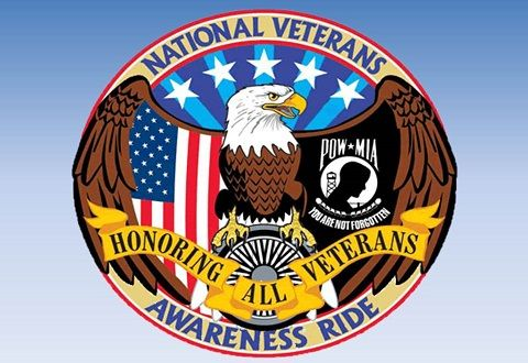 Nationwide Veterans Ride will make way through NE on Saturday