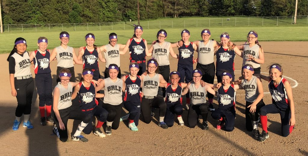 Young Softball Teams Come Together During Time of Loss