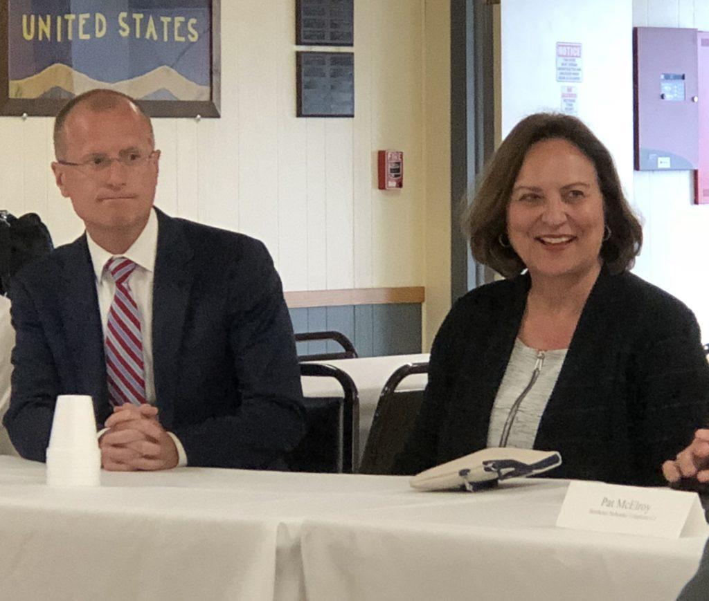FCC Commissioner Brendan Carr Visits Northeast Nebraska