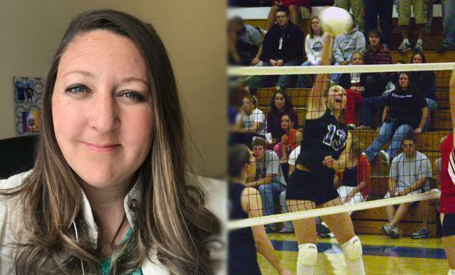 Nething takes over York College volleyball program