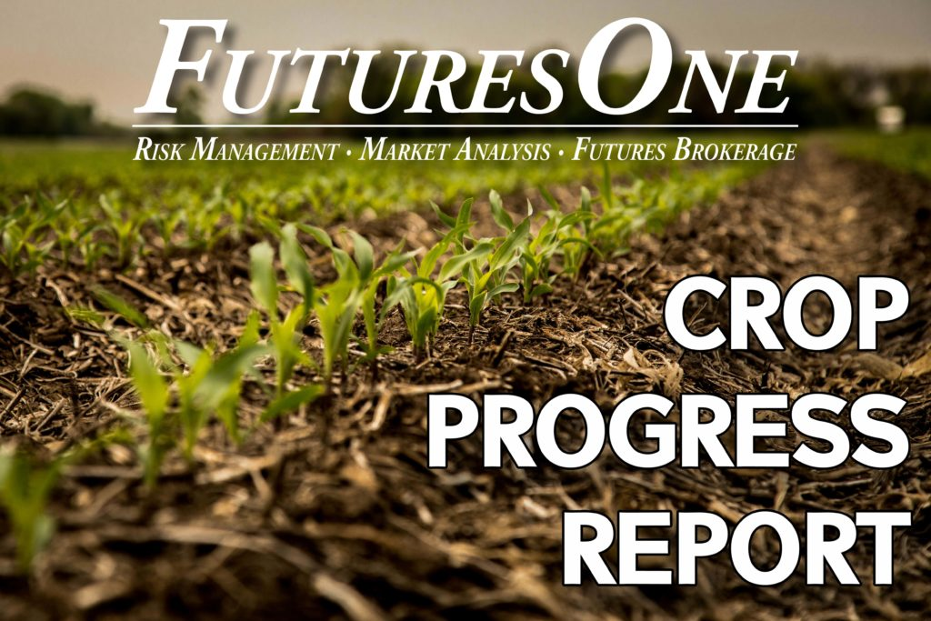 Futures One USDA Crop Progress *AUDIO*