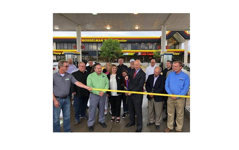 Ricketts Cuts Ribbon on New Flex Fuel Pumps in Grand Island to Highlight Renewable Fuels Month