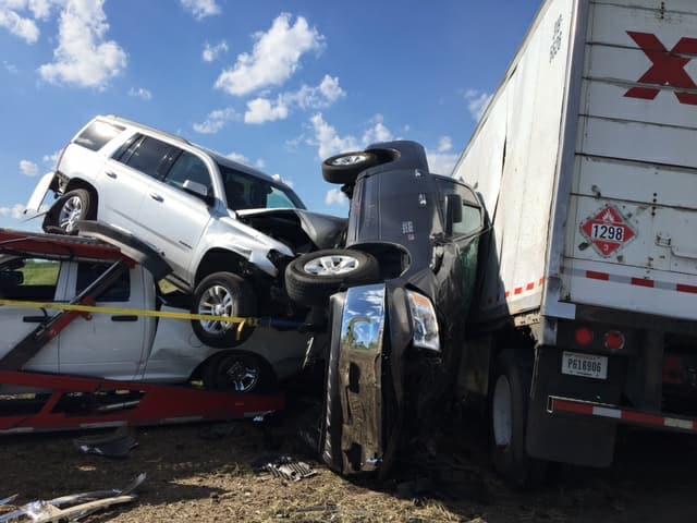 (Video) Fatality crash on I-80 near Beaver Crossing