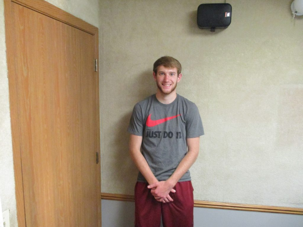 (AUDIO) Ruskamp to play baseball at WSC