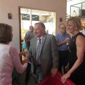 Bob Krist Picks Lynne Walz As Running Mate