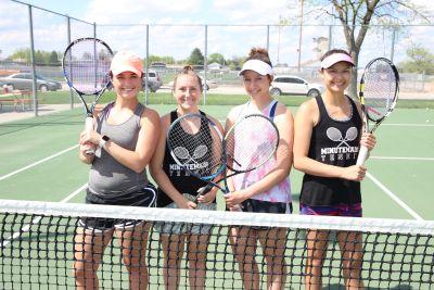 State Tennis Begins On Thursday