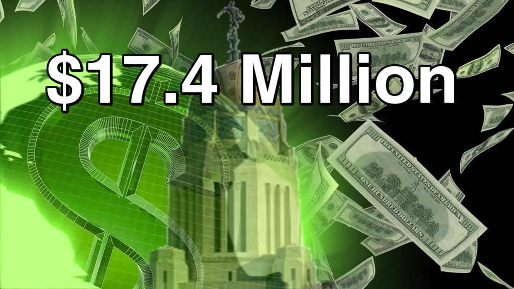Report: Spending on lobbyists reaches new high in Nebraska
