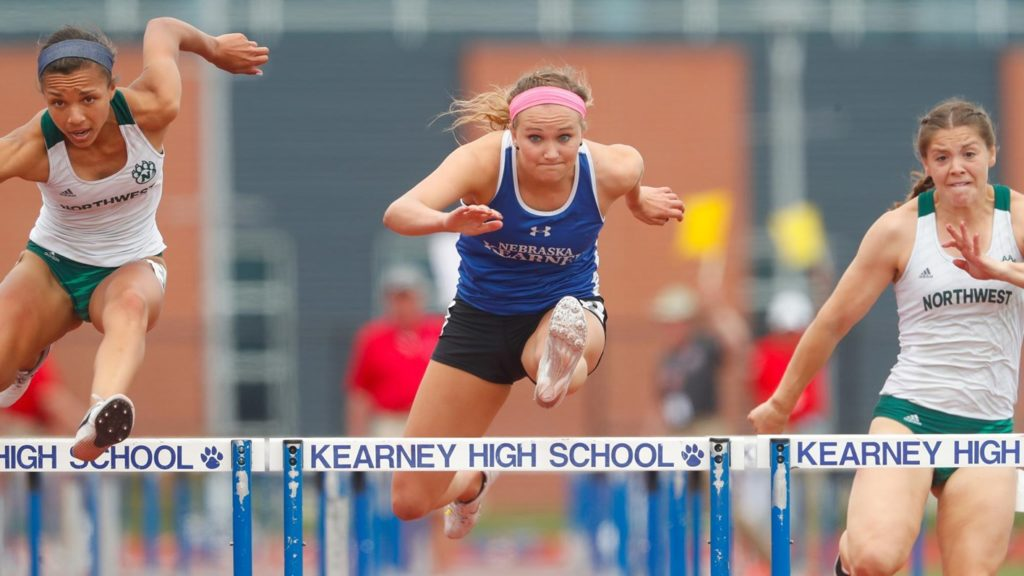 Lopers Have Good Showing At MIAA Championships