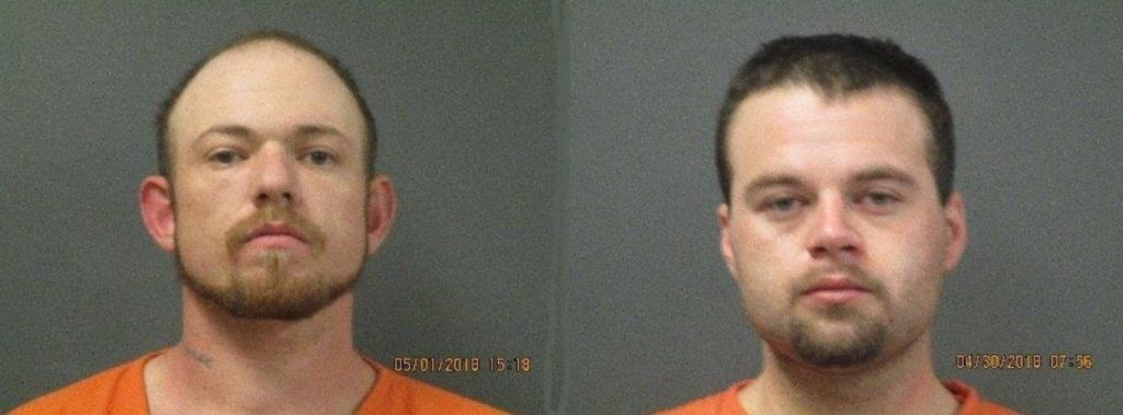 Two arrested after stolen guns recovered in Scottsbluff