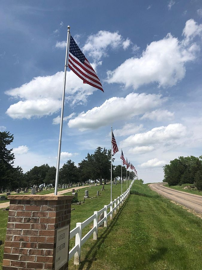 Gov. Ricketts' Memorial Day Statement & Flag Status Notice