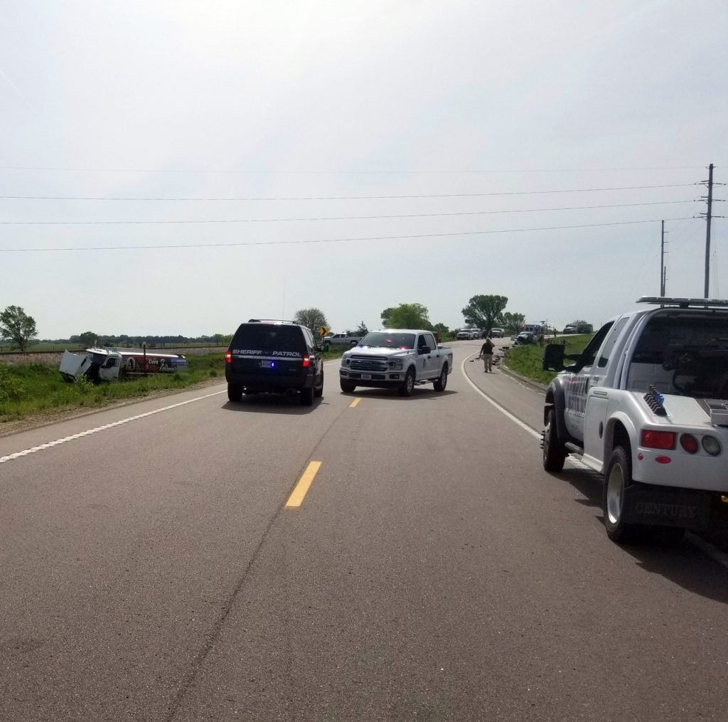 (UPDATE) Lincoln man victim in fatal accident in eastern Gosper Co.