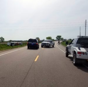 Fatality accident in eastern Gosper County Tuesday morning
