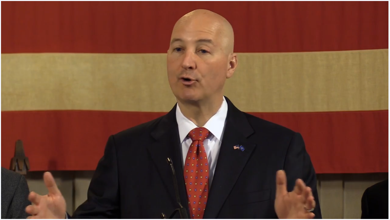 (Video) Governor Ricketts Proclaims May as Beef Month in Nebraska