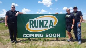 Blomenkamp's building new Runza in Chadron
