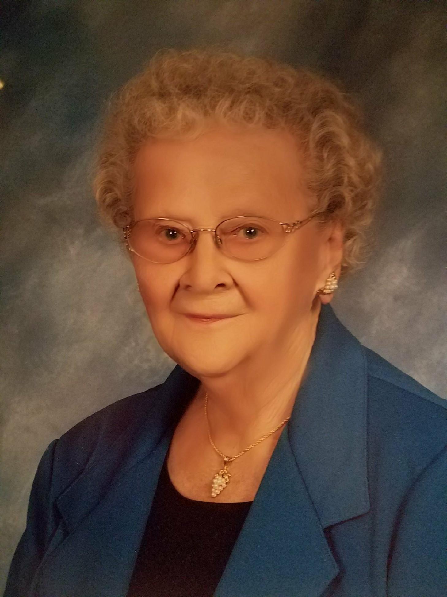 Esther Dietrich Ostermiller Schwindt, 104, Las Vegas, NV.
