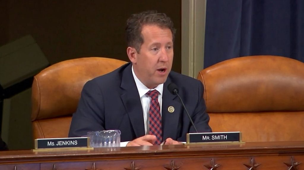 House Committee votes to debate Smith's jobs legislation
