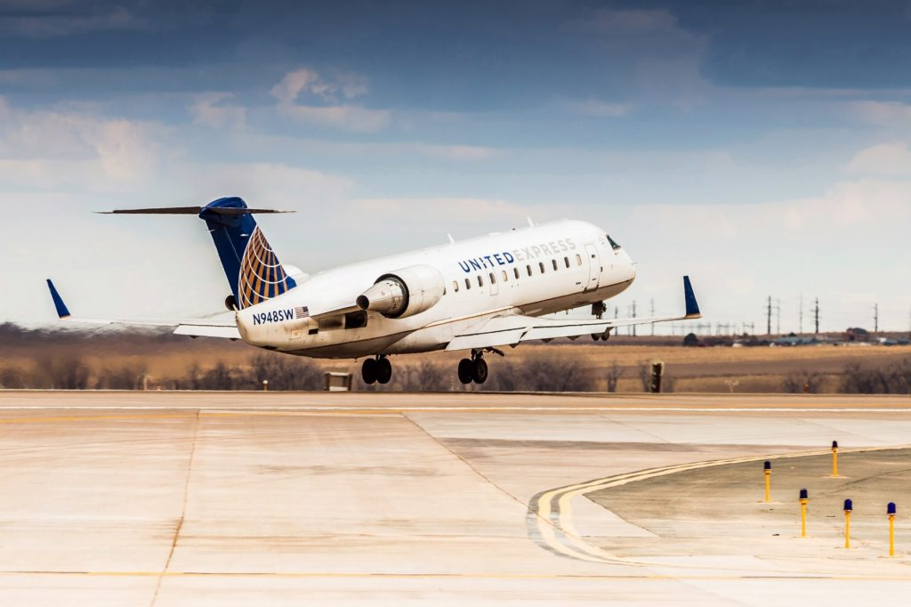 Boarding numbers continue to soar with United Airlines/SkyWest