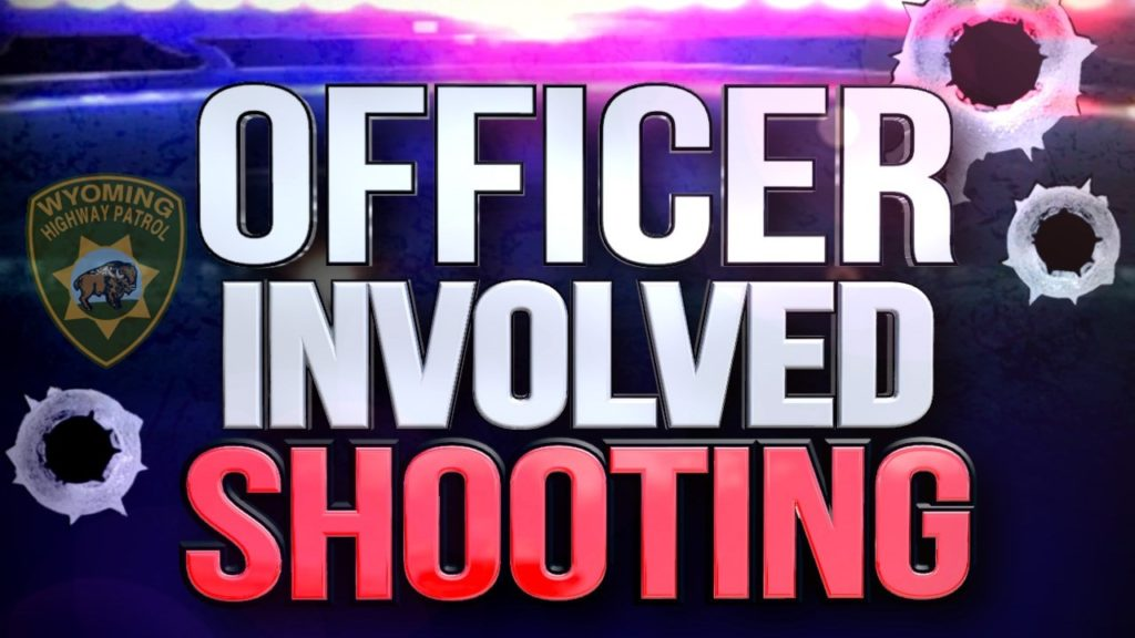 Man injured in Wyoming officer-involved shooting
