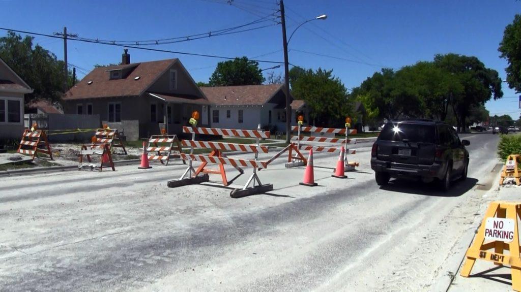 Aging water line breaks in downtown Scottsbluff keeping crews busy