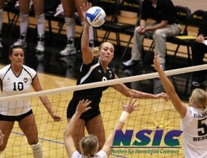 Former WSC volleyball All-American Schroeder Jones to be inducted into NSIC Hall of Fame