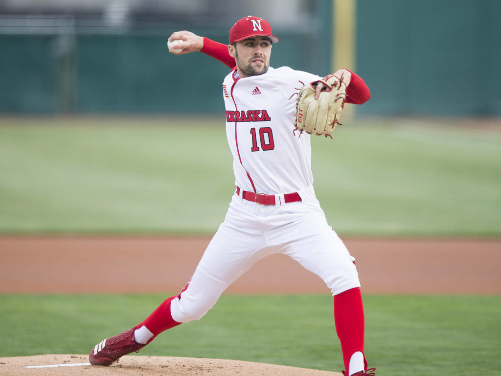 Huskers Shut Down Hoosiers in Series Opener