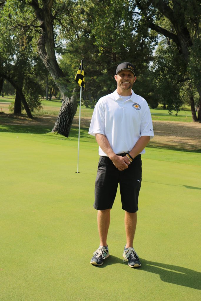 EWC golf coach up for national award