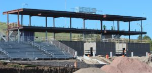 Chadron State stadium construction update