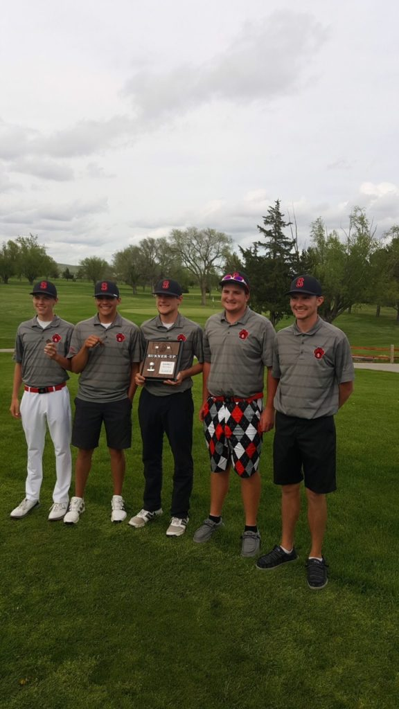 District golf: Scottsbluff finishes 2nd to qualify for State