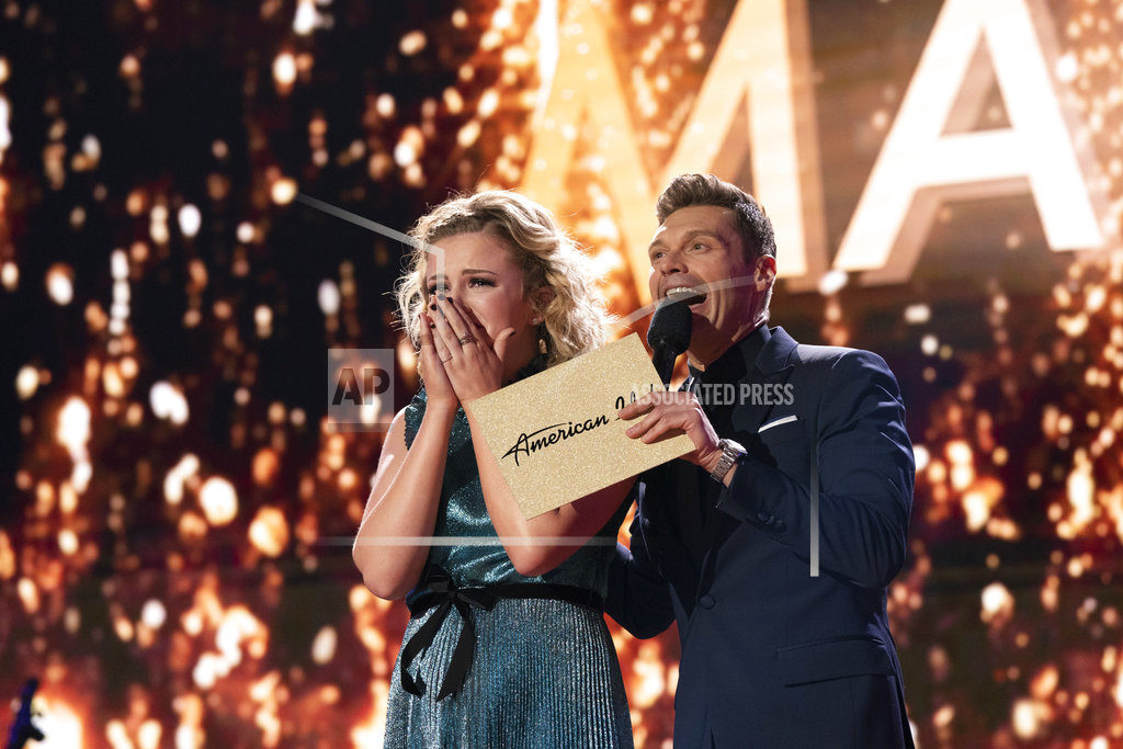 Iowa Native Maddie Poppe Wins American Idol