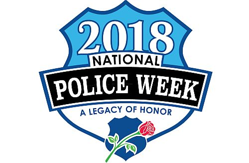 U.S. Attorney Joseph P. Kelly recognizes law enforcement service and sacrifice during National Police Week May 13-19