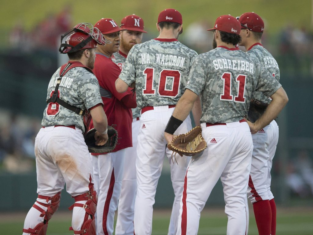 Huskers Wrap Up Home Slate Against Hoosiers
