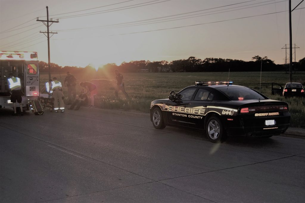High Speed Chase Ends In Crash In Stanton County