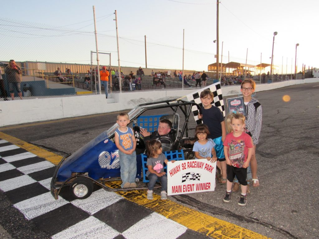 HIWAY 92 Raceway Park: Weekend results