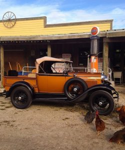 Village of Potter to host a pit-stop for coast-to-coast antique automobile race