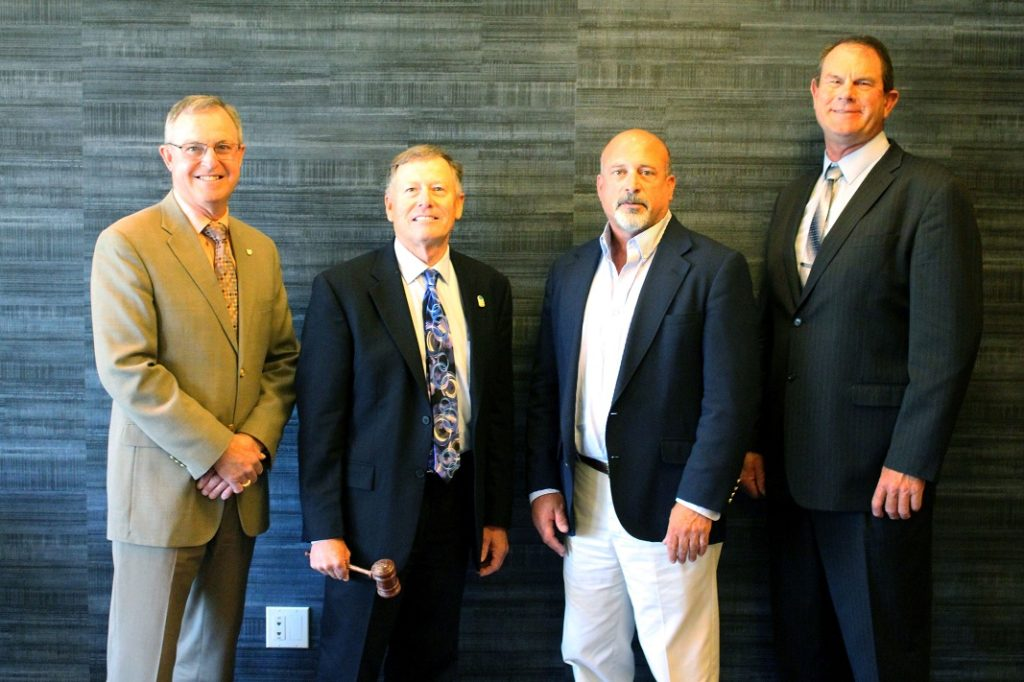 New U.S. Wheat Associates Officers Begin Terms at 2018 Annual Meeting