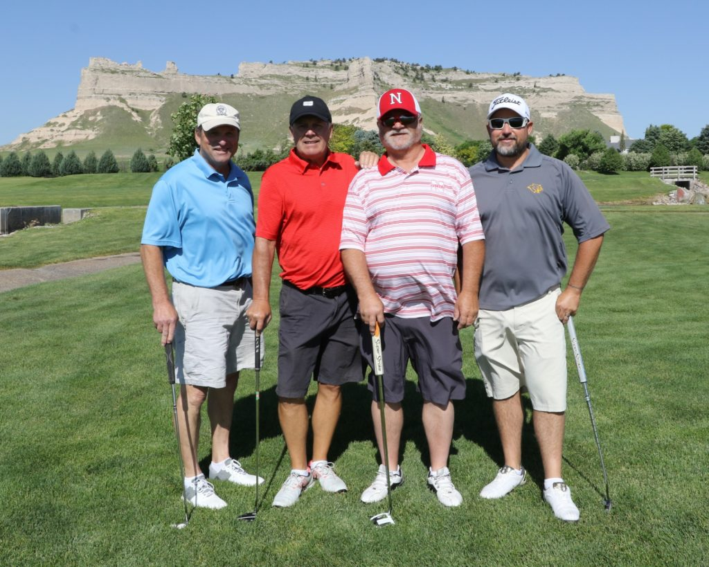 Legends win fifth-straight Cougar Golf Classic