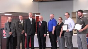 Aulick, Scottsbluff schools recognized for Youth Apprenticeship program