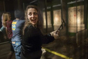 Omaha Council OK with liquor license for ax-throwing venue