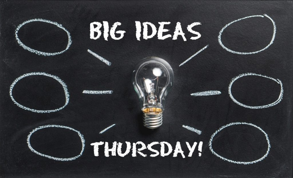 "TCD hosting first ""Big Ideas Thursday"""