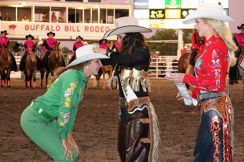 Oliver named Miss Rodeo Nebraska 2019