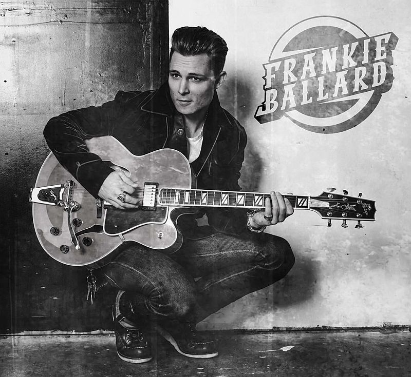 Frankie Ballard to headline Friday night at Comstock Windmill Festival