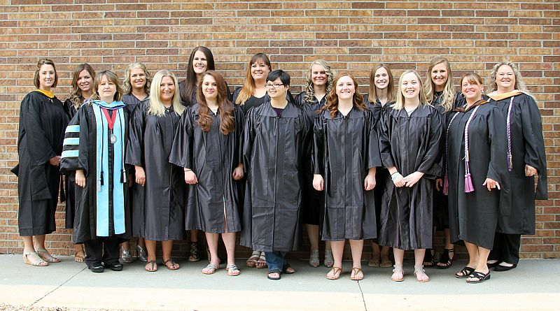 LPN students honored with pinning ceremony